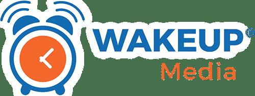 WakeUp Media Logo